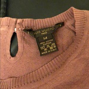 Louis Vuitton Tops - Louis Vuitton top, size M